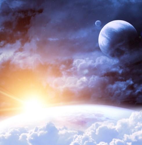 מאסטר של היקום ושל חייך